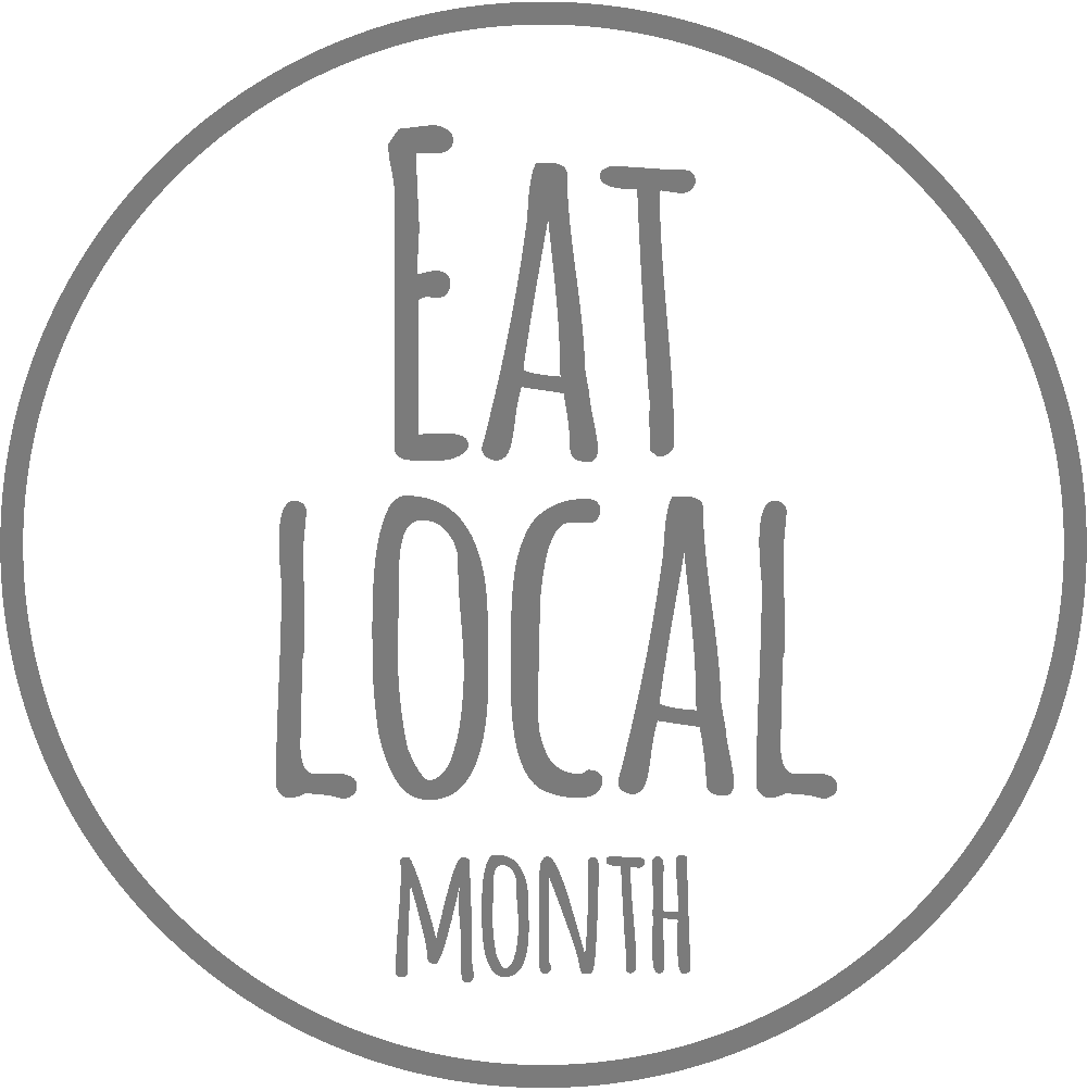Eat Local Month