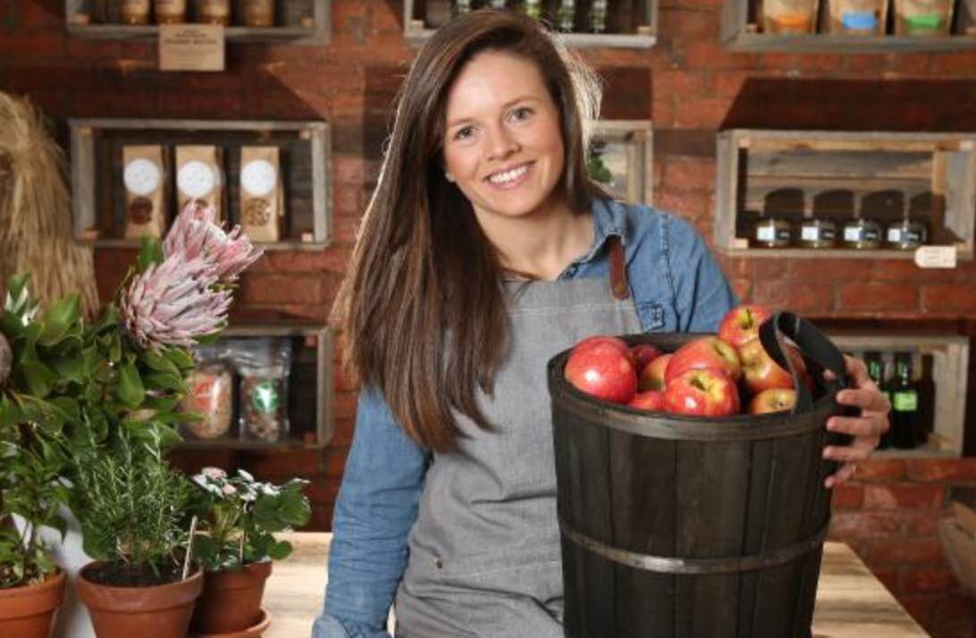 Bec Cameron, The Farmers Daughter Produce Store